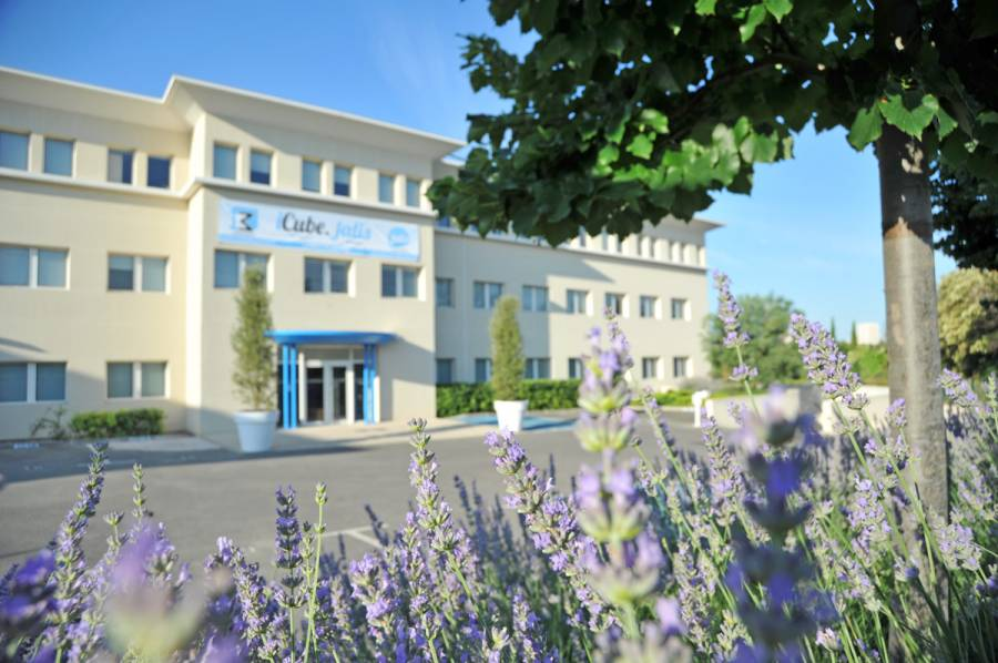 centre d'affaires iCube